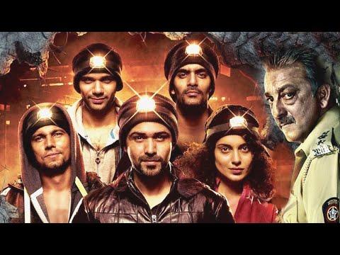 Emraan Hashmi & Sanjay Dutt's Latest Action Hindi Full Movie | Kangana Ranaut, Randeep Hooda