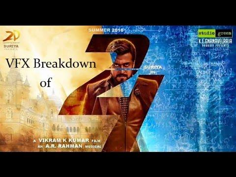 VFX breakdown of '24'