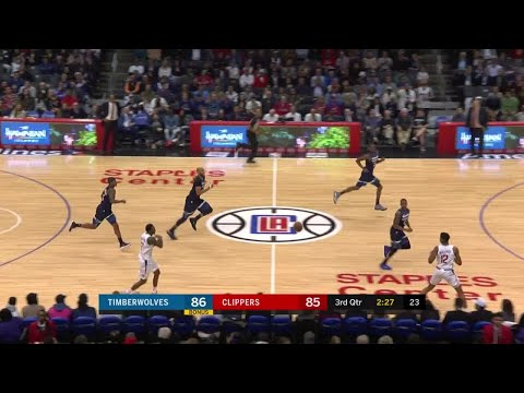 3rd Quarter, One Box Video: Los Angeles Clippers vs. Minnesota Timberwolves
