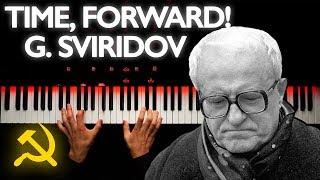 Г. Свиридов - Время, Вперёд! (100К special)