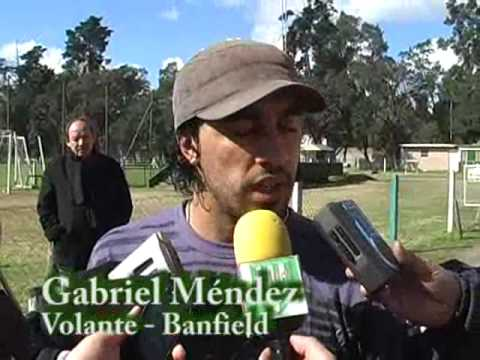 Entrevista a Gabriel Méndez