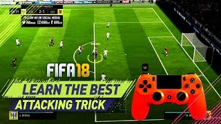 Video ONE TRICK THAT WILL TAKE YOUR FIFA SKILLS TO THE NEXT LEVEL! FIFA 18 PROTECT THE BALL TUTORIAL MP3, 3GP, MP4, WEBM, AVI, FLV Agustus 2018