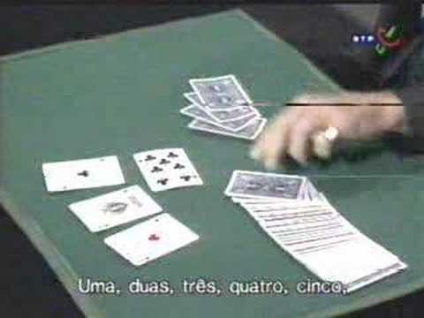 René Lavand: Historia de un jugador
