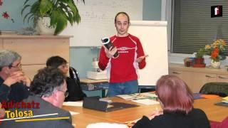 Source: http://www.toulouseinfos.fr/ L'occitan n'est pas une langue morte comme le souligne Géraud Delbès, professeur à l'Institut d'Estudis Occitans de ...