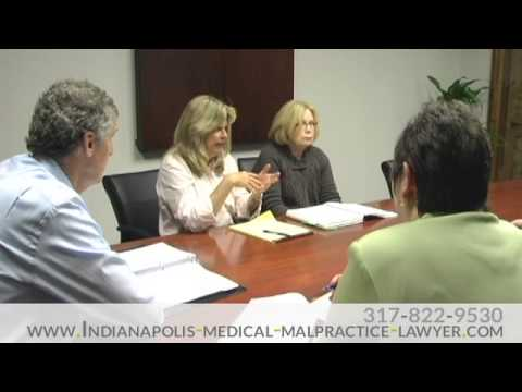 Indiana Medical Malpractice Law Firm Overview