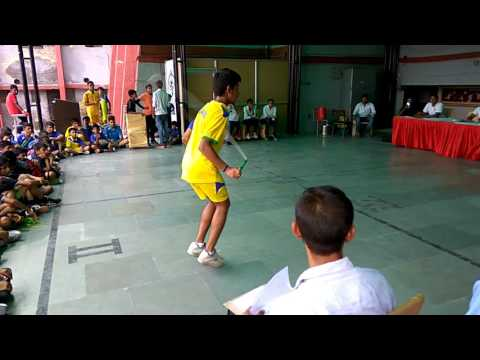Rope Skipping Freestyle In Kvs Delhi Regoinal