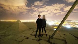 Andreas Hvid - Climbing the Great Pyramid of Giza