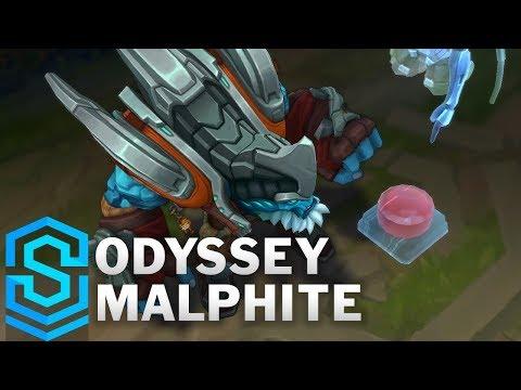 Malphite Hộ Pháp Không Gian - Malphite Odyssey