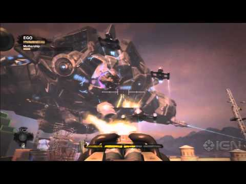 preview-Duke Nukem Mothership Battle Gameplay (IGN)