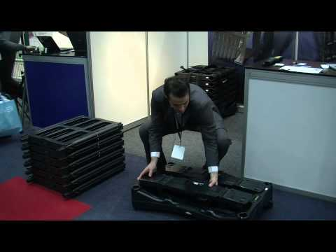 Security Solutions Magazine M-Scope Walk-Through Metal Detector  Review