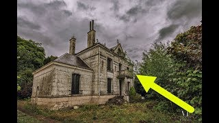 I Found This Abandoned House In French Countryside And Was Surprised With What I Saw Inside Workers Renovating A School ...
