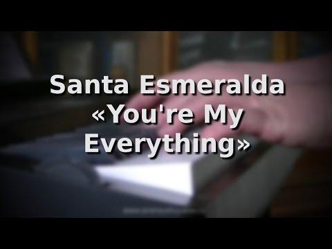 Santa esmeralda you´re my everything (subtitulos en español.