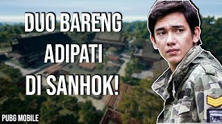 Download Video MAIN DUO RANDOM KETEMU ADIPATI?! - PUBG MOBILE INDONESIA MP3 3GP MP4