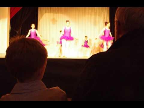 Rebecca Purple Ballet