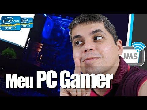 Montando meu Primeiro PC GAMER da Intel