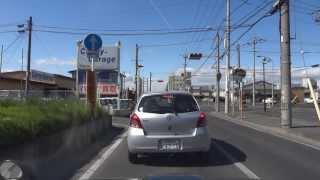 Maebashi Japan  city photos gallery : Dashcam SONY DSC-HX9V mp4 Maebashi-Shi Gunma-Ken JAPAN