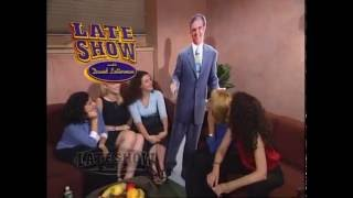Jay Thomas on the Late Show with David Letterman #11 - June 30, 2000