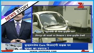 DNA: Analyzing world's first driverless taxi developed by Singapore company