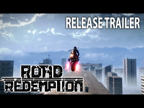 Road Redemption 2017 | The Funniest Game |  Release Trailer | OFFICIAL
