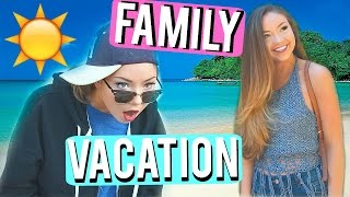 What I Do to Survive a Family Vacation | Meredith Foster by Meredith Foster