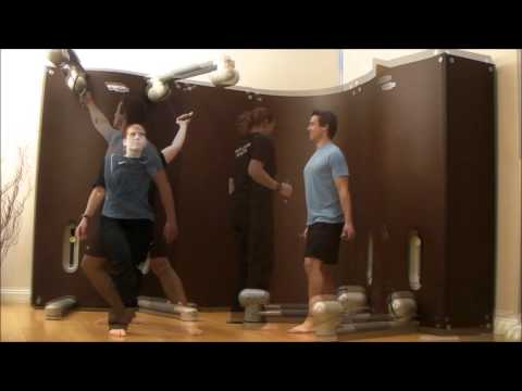 Movement Preparation for Racquet Sports Circuit Part 2