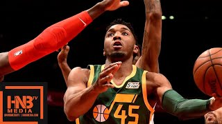 Utah Jazz vs Washington Wizards Full Game Highlights | March 18, 2018-19 NBA Season
