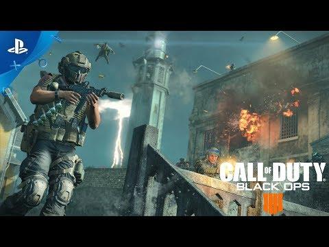 Call of Duty: Black Ops 4 - Alcatraz Trailer | PS4 - Thời lượng: 89 giây.