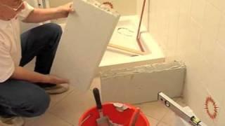 Rinnovare Il Bagno - Fai Da Te Facile - Puntata 3.1