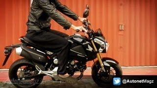 Download Lagu Honda MSX125 Indonesia Review & Test Ride Mp3