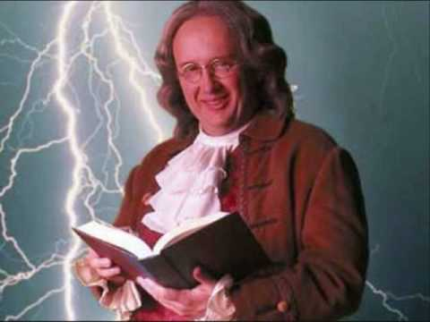 gay history - Ben Franklin was cruising.