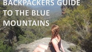 Blue Mountains Australia  City new picture : BACKPACKERS GUIDE TO THE BLUE MOUNTAINS (SYDNEY)