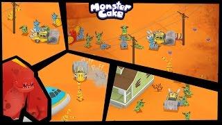 Monster Cake videosu