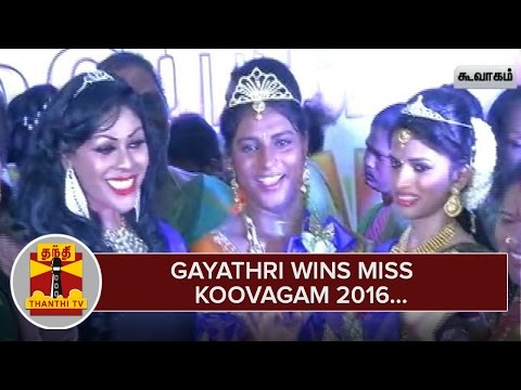 Gayathri-wins-Miss-Koovagam-2016--Thanthi-TV