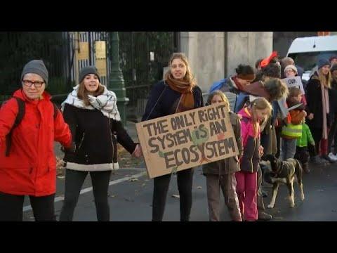 Διαδηλώσεις στην Ευρώπη για το κλίμα