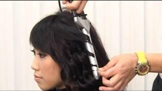 Hair.she.com -打造面試形象 - 傳媒、公關及設計 - 髮型示範 01