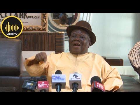 Download Edwin Clerk Dares Buhari On CJN No Retreat No Surrender.