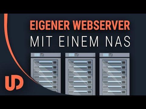 Ein NAS als lokaler Webserver? Wozu brauch ich das?  👍 [Vlog]