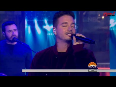 J Balvin Ginza Performs in  LIVE Today Show 6th Oct 2015
