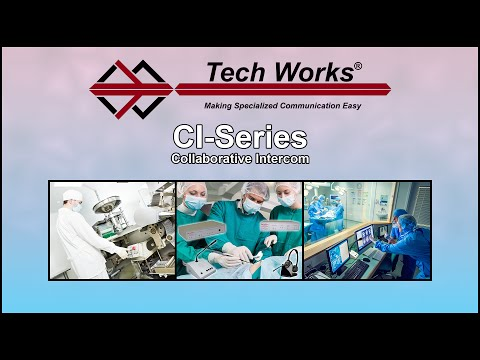 CI-Series Product Overview Video