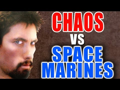 Battle - To watch the Post Game show, go here: http://www.miniwargaming.com/content/post-game-chaos-vs-space-marines-warhammer-40k-battle-report-banter-batrep-ep-64 To watch the next Chaos vs ...
