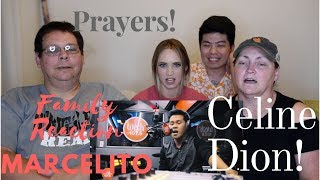 Video Reaction to Marcelito Pomoy (Celine Dion) Prayers MP3, 3GP, MP4, WEBM, AVI, FLV Desember 2018
