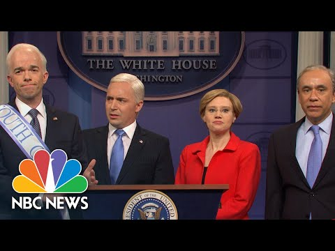 39Saturday Night Live39 Targets Coronavirus And Democratic Presidential Candidates  NBC News