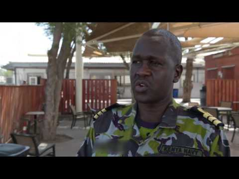 A critical position related to the CJTF-HOA mission of enabling and strengthening partners is the (LNO) Liason Officer. The story follows the LNO representative from Kenya and France and touches on the importance of their roles.
