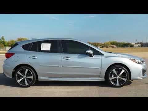 2018 Subaru Impreza Killeen TX Temple, TX #8157 - SOLD