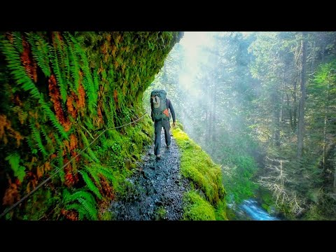 Eagle Creek Trail - Oregon USA | Stunning Footage
