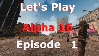 Today we begin a new journey on 7 Days to Die in Alpha 16. With all new traps, blocks, and zombies, this alpha proves to be bigger, better, and more exciting than any before it. I look forward to sharing my adventures throughout this new world the Fun Pimps have provided us, and creating all new horde grinding bunkers!  Thank you for taking time to check out the Grand Spartan's Alpha 16 play through! Please check out these amazing gamer's who play 7 Days to Die as well!Check out this link to see a list of all of the members on the Twitch stream group that I am a member of. https://www.twitch.tv/team/responsiblegaming