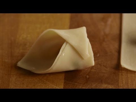 Soup Recipes – How to Make Wonton Soup