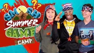 DEEP FRIED CHALLENGE W/ SMOSH GAMES (Smosh Summer Games)