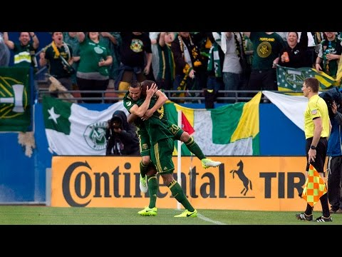 Video: The Complete Look | David Guzmán serves up free kick for Fanendo Adi finish