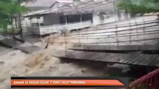Video Banjir di Kedah sejak 2 hari lalu terkawal MP3, 3GP, MP4, WEBM, AVI, FLV September 2018